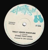 DIANA HERON (MISS MISTY) Truly Vinyl Record 7 Inch Ethnic Fight 1975